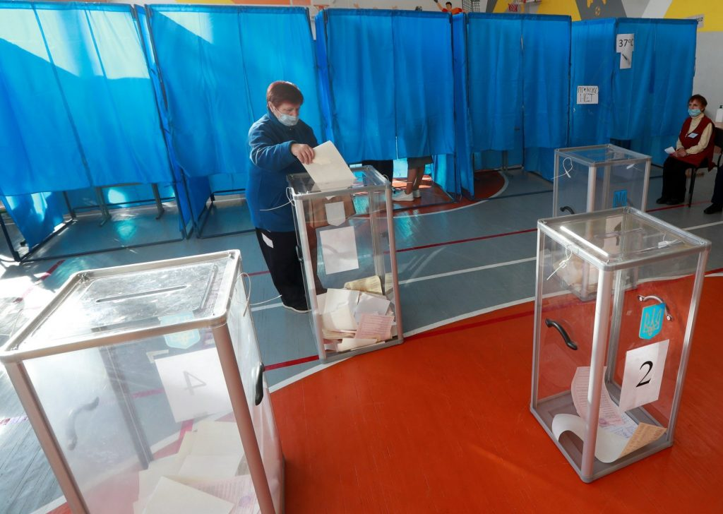 Ukrainian local election results reflect country's decentralized democracy
