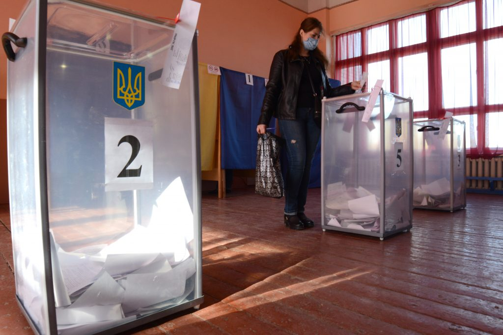 Winners and losers of Ukraine's local elections