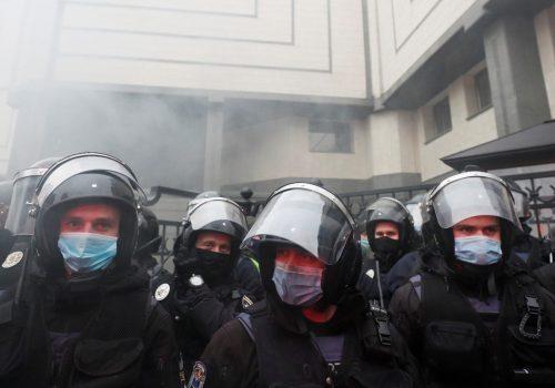 Ukraine arrives at a new anti-corruption crossroads