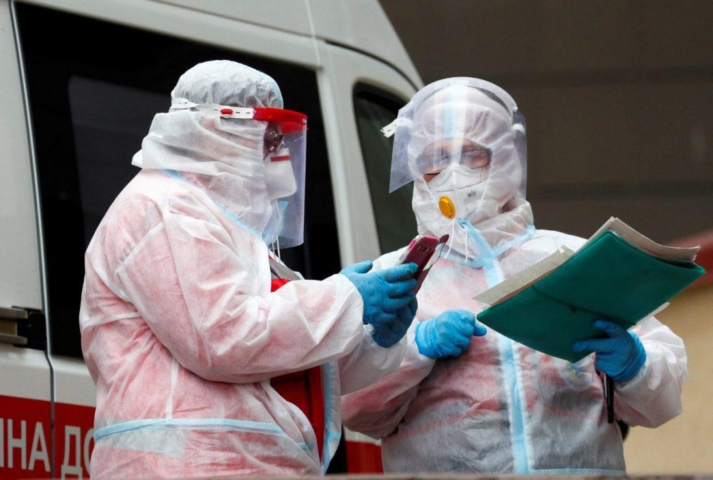 Coronavirus crisis exposes Ukraine's healthcare failures