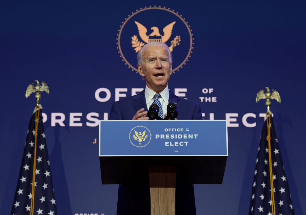 Biden victory offers hope for Belarus democratic uprising