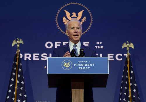 Why Ukraine's business community has high hopes for the Biden presidency