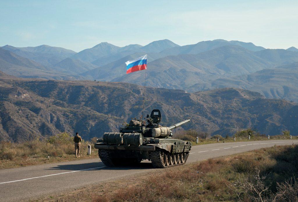 Putin's Karabakh victory sparks alarm in Ukraine