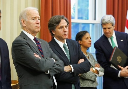 FAST THINKING: John Kerry, America's first climate czar
