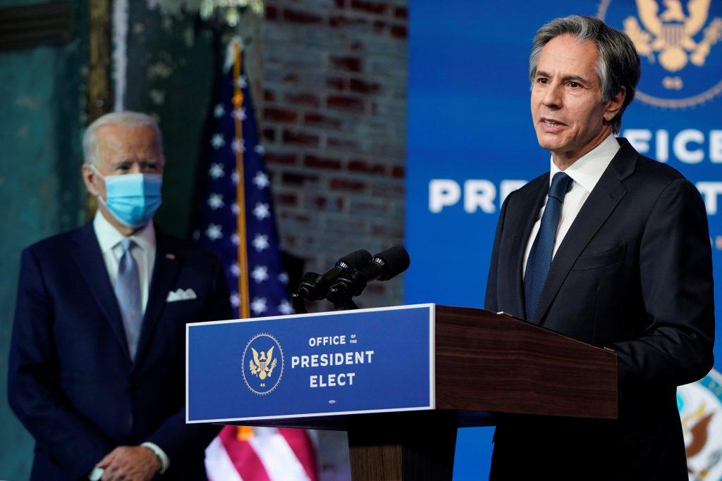 Biden picks Antony Blinken: Good news for Ukraine?