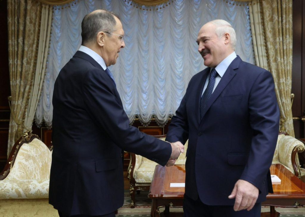 Russia loses patience with Belarus dictator Lukashenka