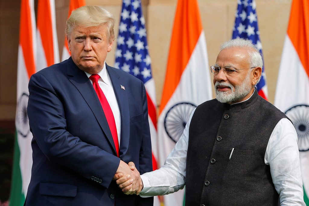 The Trump administration can still seal a trade deal with India—and cement a legacy