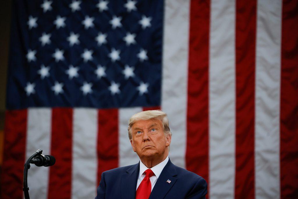 Trump poses enduring challenge for President-elect Biden