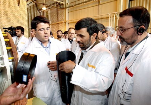 More questions than answers about Iran's nuclear intentions