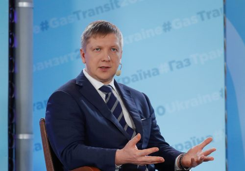 Ukraine's historic gas sector reforms are under threat