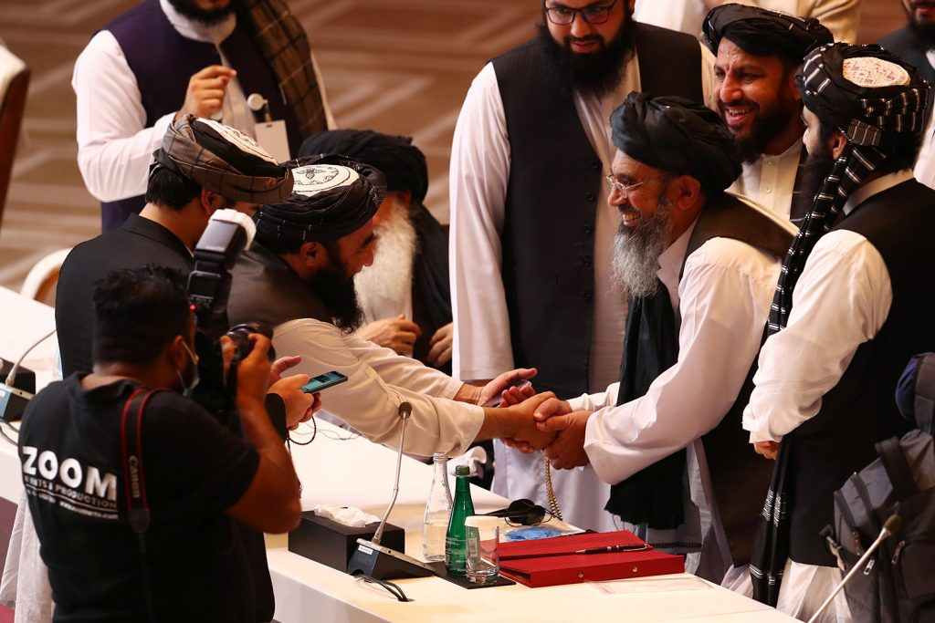 To succeed, intra-Afghan talks must defer to the non-ideal