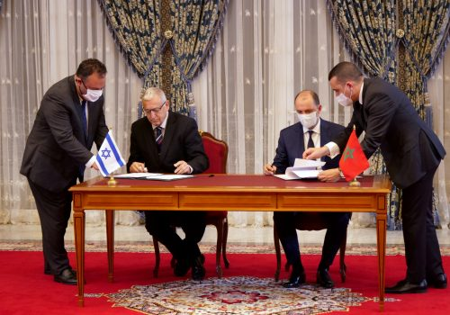 Charai in the National Interest: Why Israel and Morocco are ushering in a new era of peace
