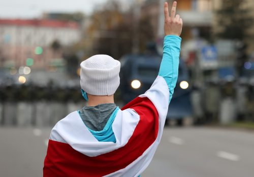 US poised to boost support for democracy in Belarus
