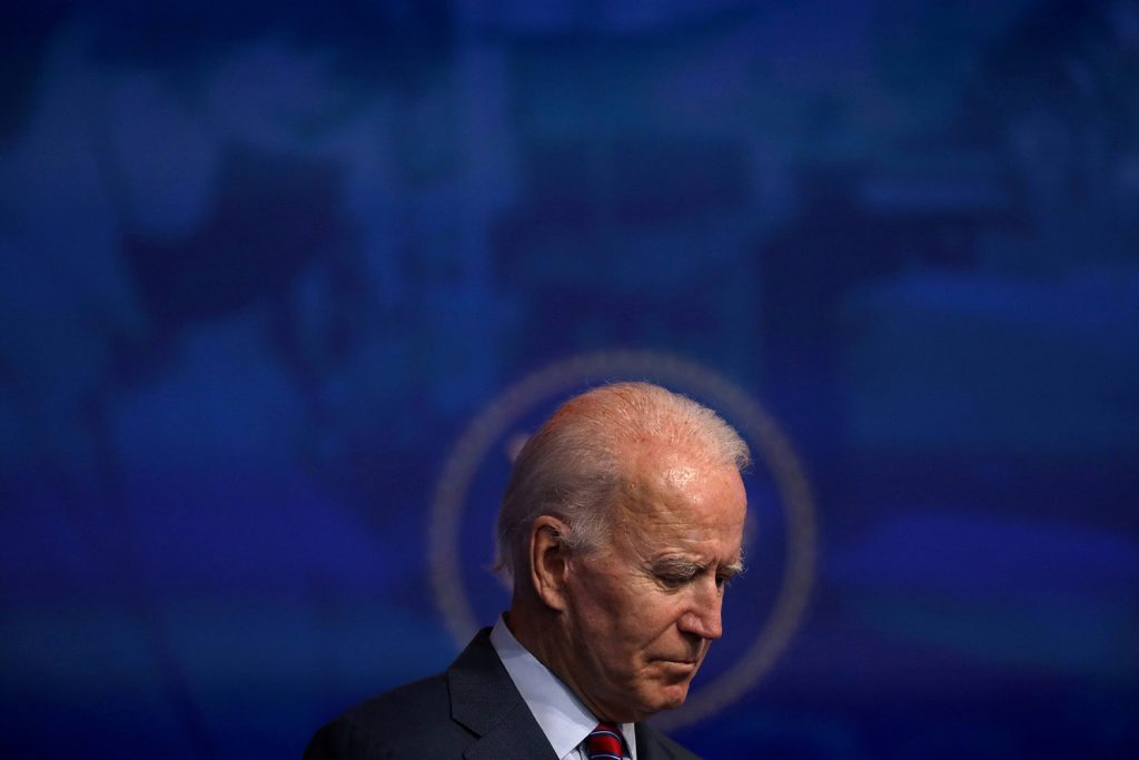 Biden's rare shot at a transformative presidency runs through Europe and China