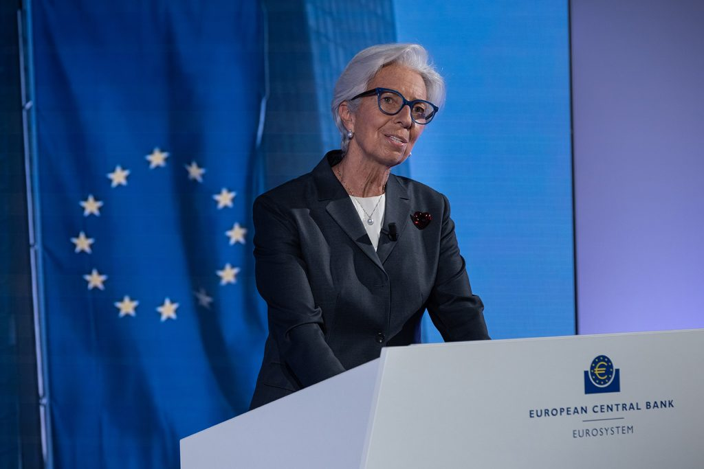 ECB President outlines her plans for overcoming the second wave of economic damage from COVID