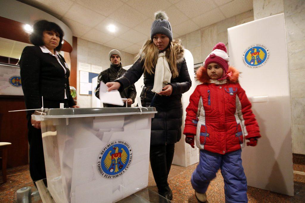 Moldova's diaspora flexes its political muscles
