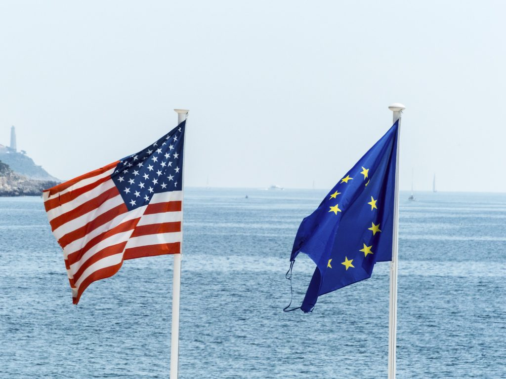 Reinforcing transatlantic ties amidst Nord Stream 2 sanctions: A way forward