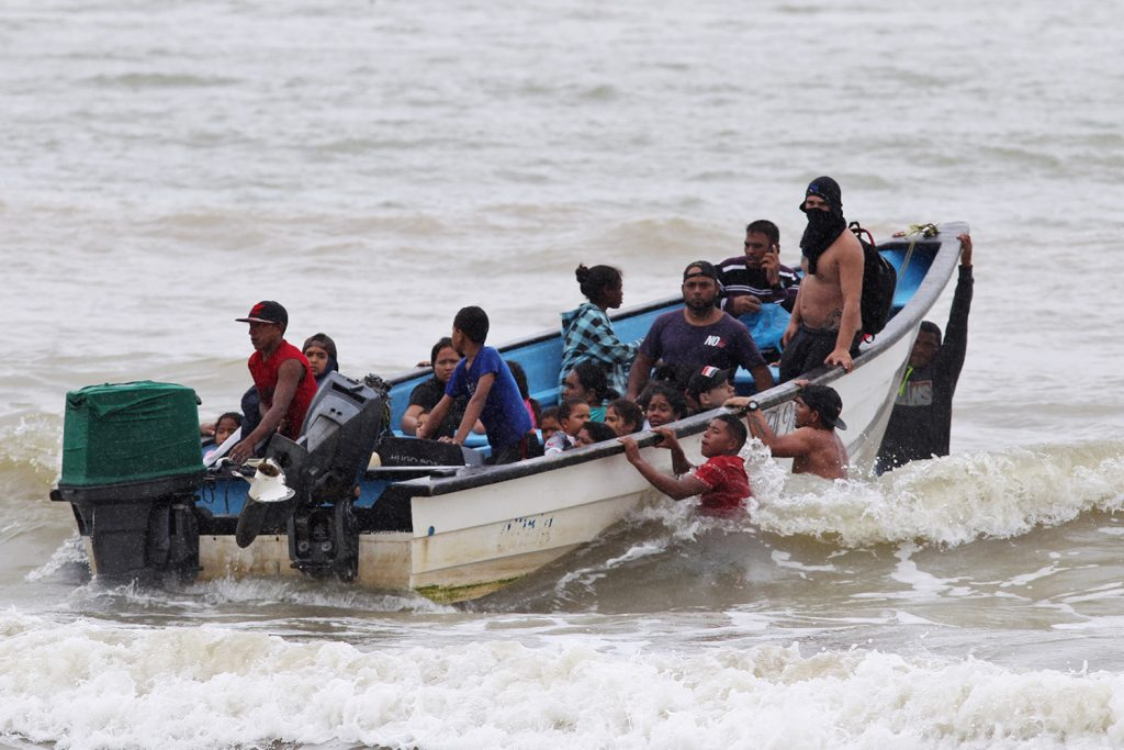 Boats over troubled waters: Caribbean nations struggle with response to Venezuelan migration crisis