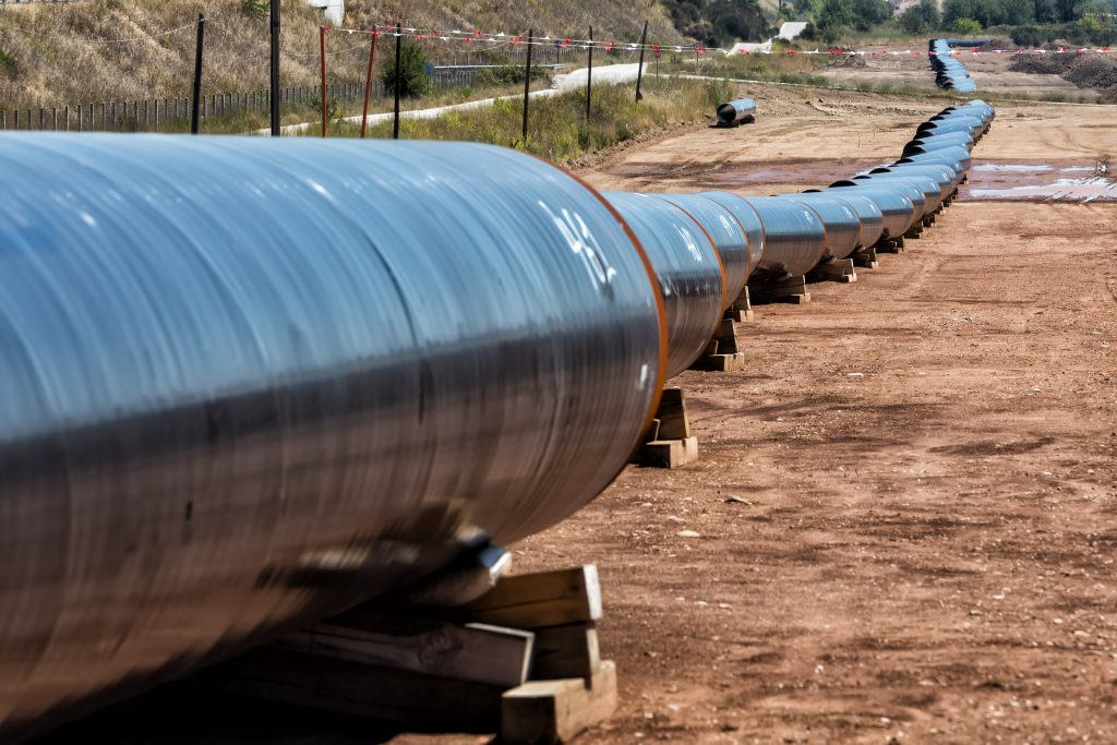 Rapid response: The Southern Gas Corridor opens today
