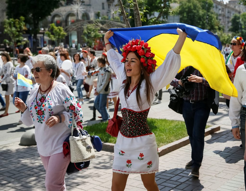 Ukraine's cultural revival is a matter of national security