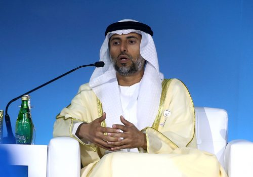 Top UAE officials assess renewables, peak oil, and the post-COVID energy market