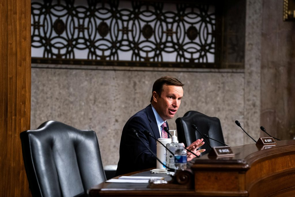 Chris Murphy: Healing at home shouldn't stop the United States from its democracy work abroad