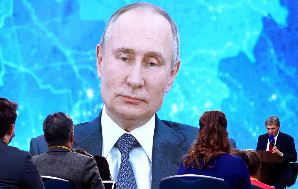 All roads lead to Ukraine in Putin's global hybrid war