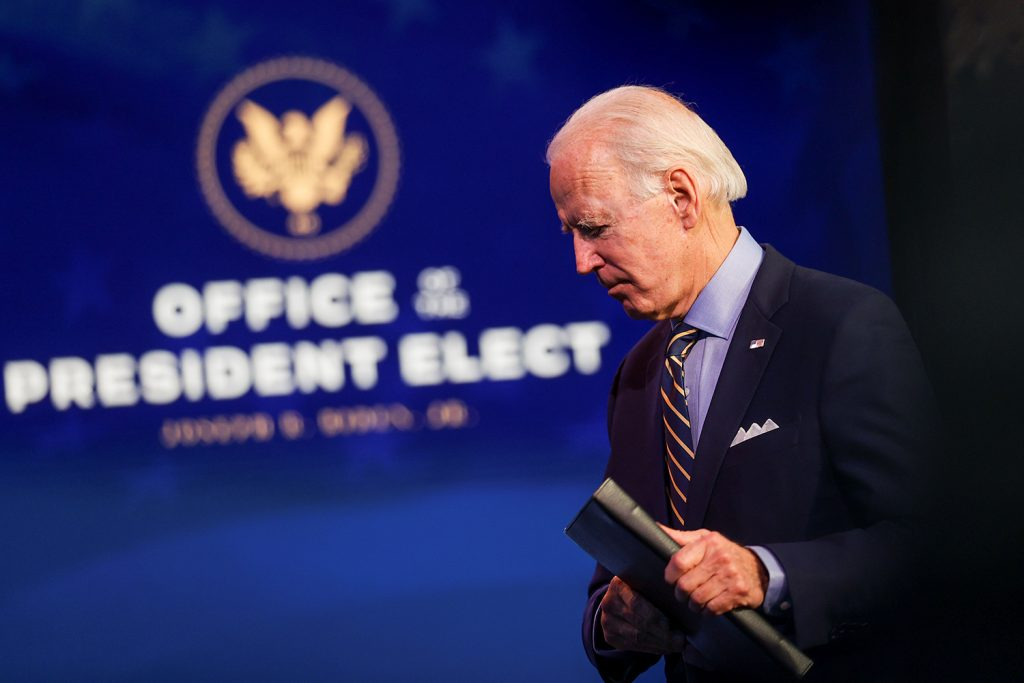 Here's how Trump's parting acts have improved Biden's shot at history