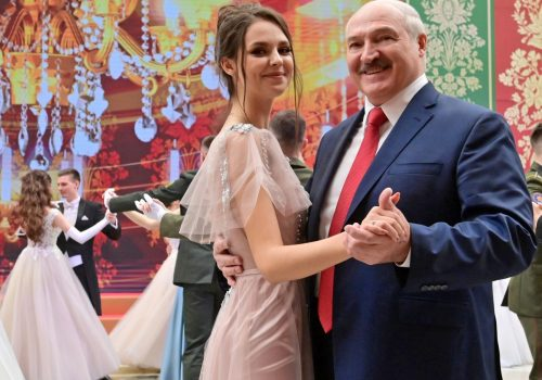 Belarus: Is the tide turning?