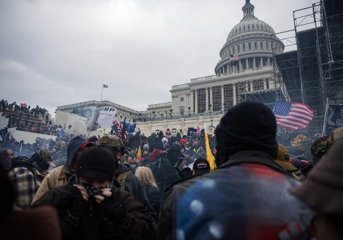 FAST THINKING: How the Capitol riot was coordinated online