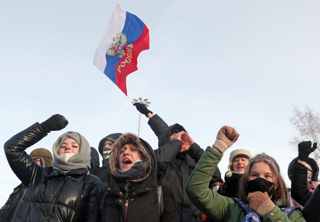 Navalny's anti-Putin message resonates in Russia's regions