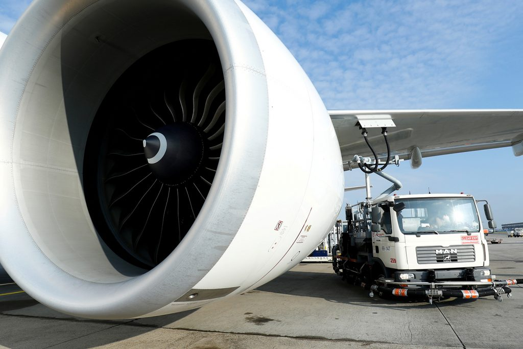 As the aviation industry recovers from one crisis, it is looking to the next: climate change