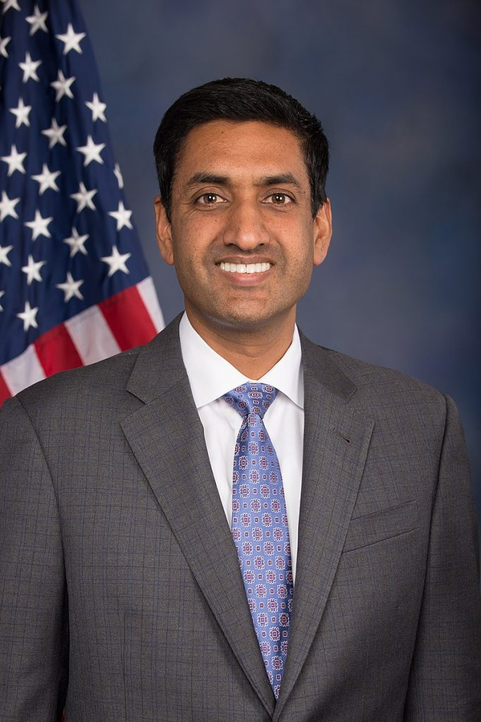 Representative Ro Khanna