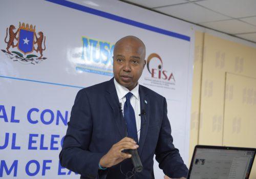 Ethiopian Deputy Prime Minister provides humanitarian update