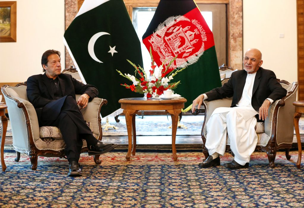 The right way to get the region and the world behind Afghan peace