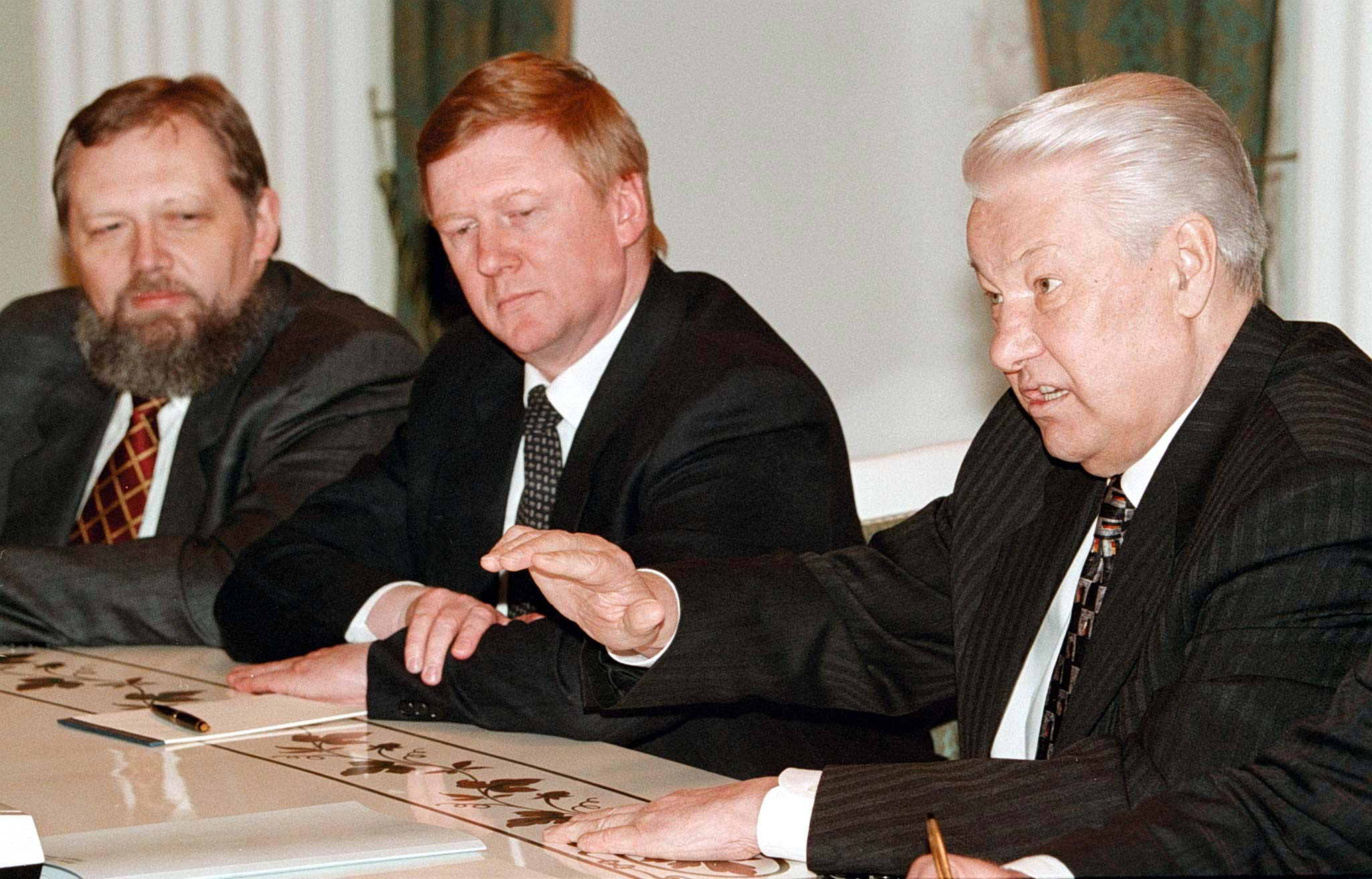 Russia after Putin will need to undergo similar reforms like the ones spearheaded by Anatoly Chubais.
