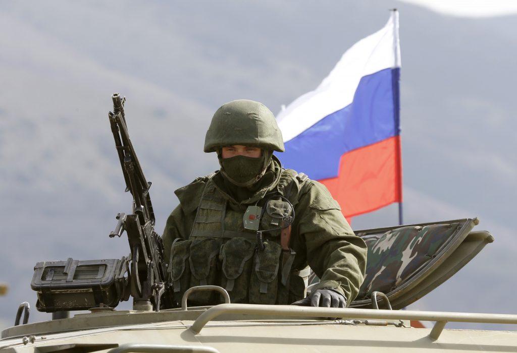 Ukraine shines a spotlight on Putin's Crimean crime