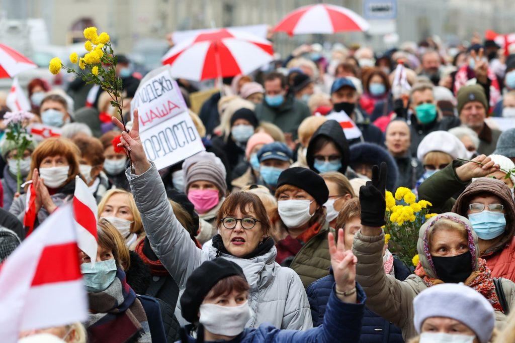 Exploring Belarusian civil society