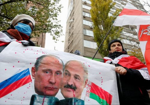 Innovative opposition defies Belarus dictator Lukashenka