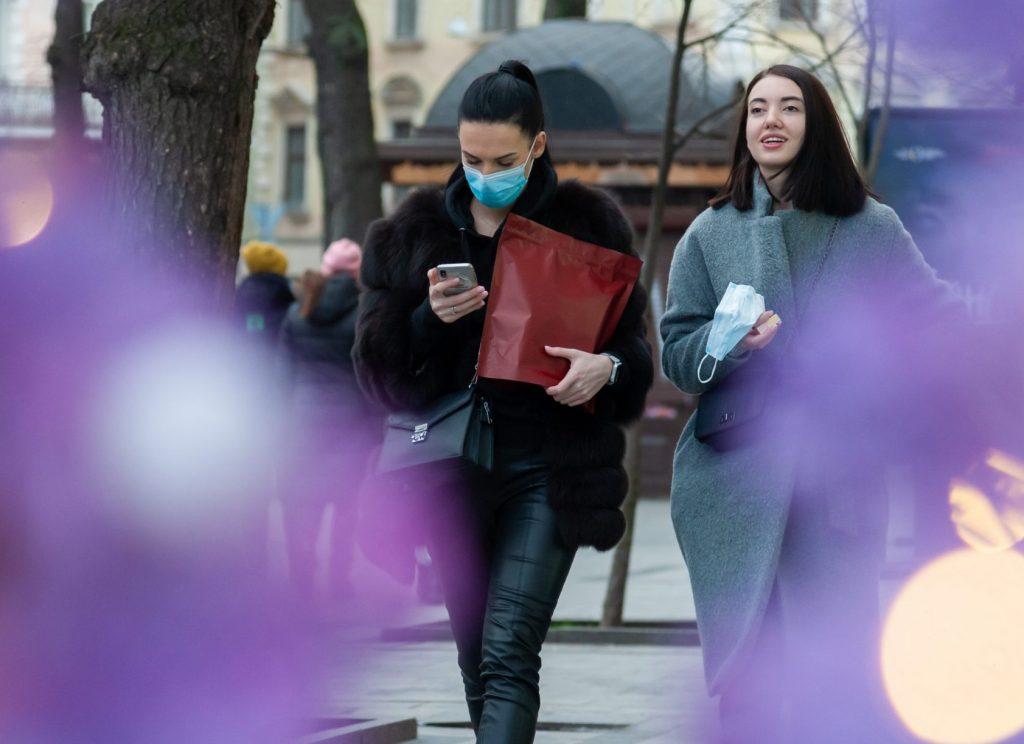 Covid crisis accelerates Ukraine's digital revolution