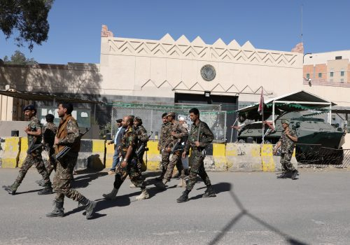 "Khoury in the Arab Center: ""Yemen's Critical Moment"""