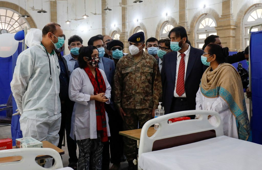 """Event recap: """"Post-pandemic South Asia: How the COVID-19 pandemic will affect Pakistan's economy and regional environment"""""""