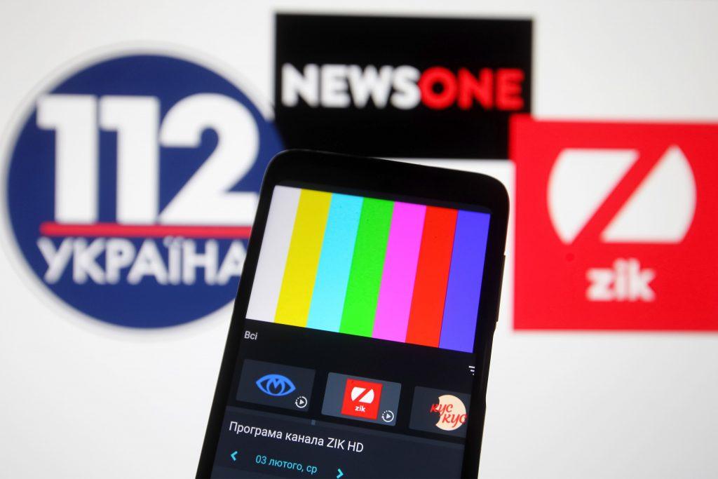 Ukraine strikes back against Russian infowar with ban on Kremlin-linked TV channels
