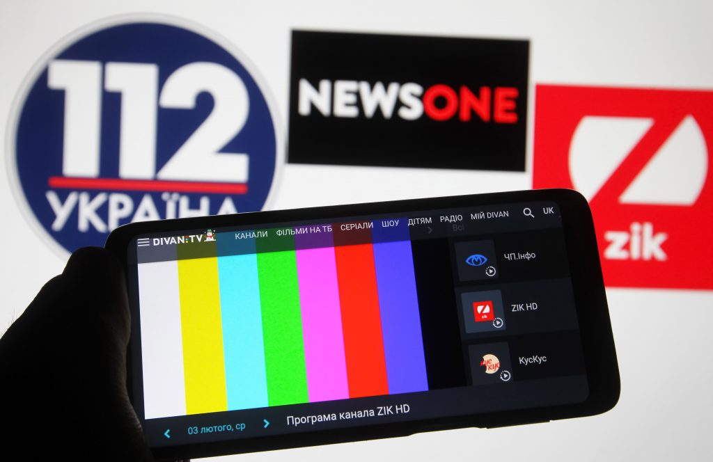 Analysis: Ukraine bans  Kremlin-linked TV channels