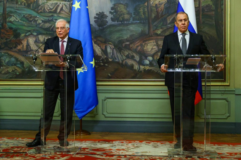 Rising EU-Russia tensions are good news for Ukraine