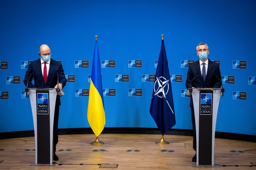 Why is Ukraine still not in NATO?