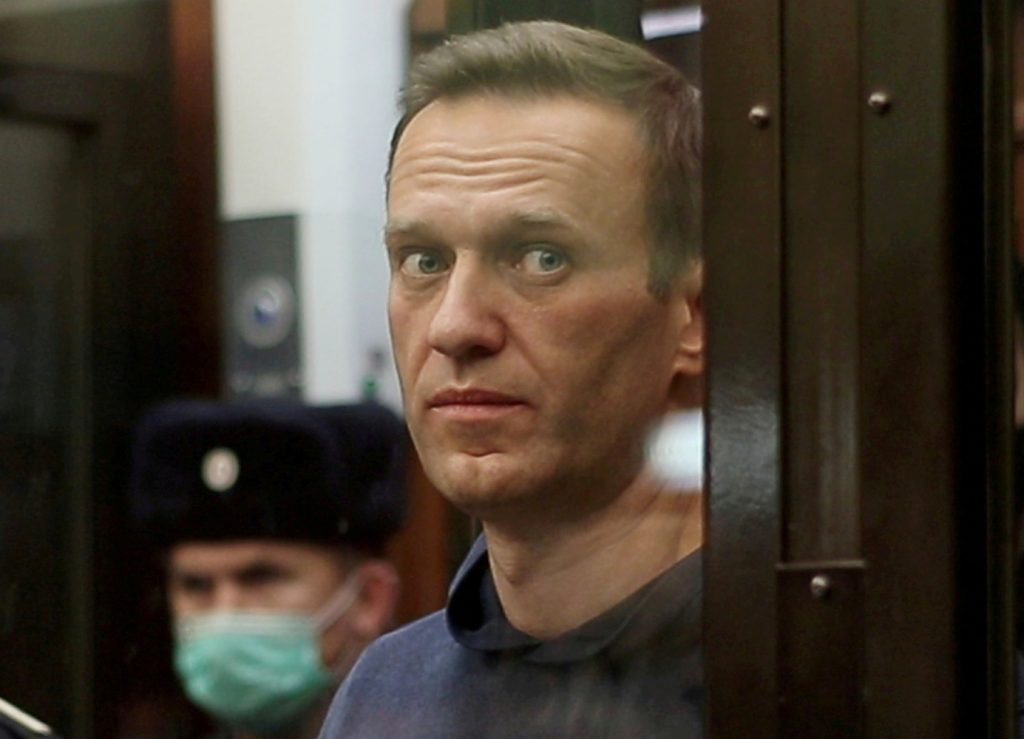 Alexei Navalny is a Russian nationalist but he may still be good news for Ukraine