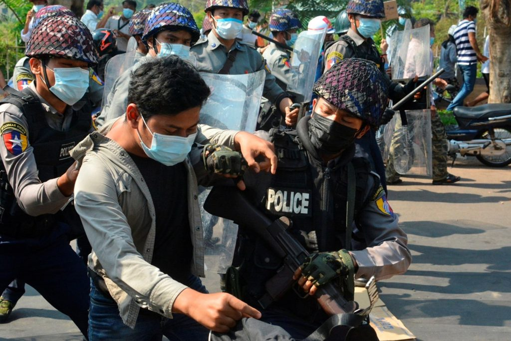 How the US should respond to the coup in Myanmar