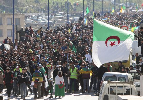 Algeria's parliamentary elections: A bumpy road ahead