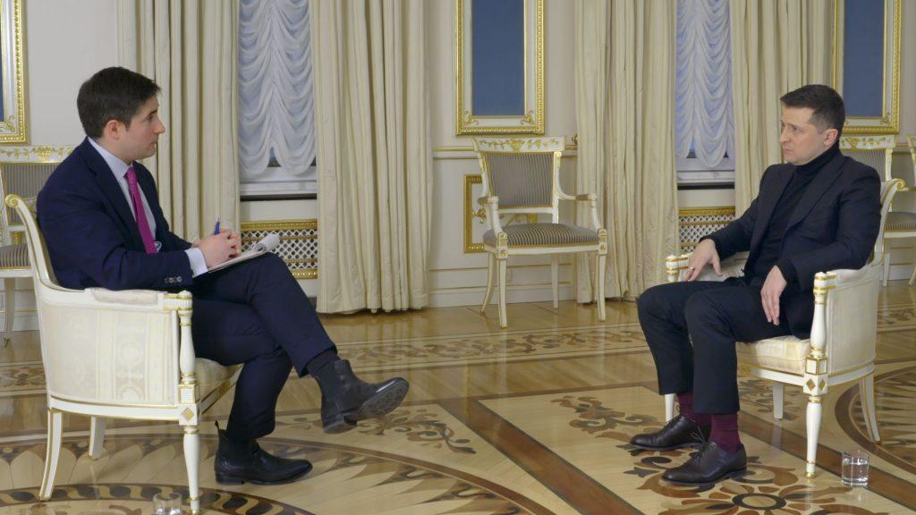 Zelenskyy's Axios interview raises questions in Ukraine